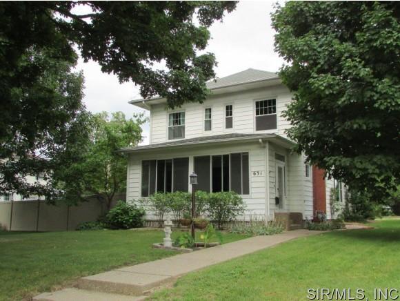 Real Estate for Sale, ListingId: 34606275, Hillsboro,IL62049