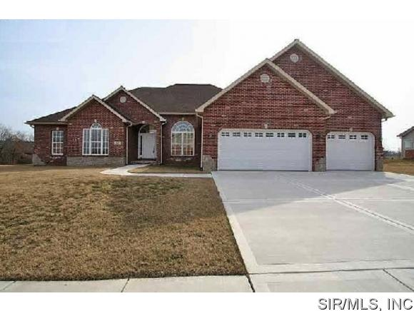 Rental Homes for Rent, ListingId:34644106, location: 8416 ARMSLEIGH Place O Fallon 62269