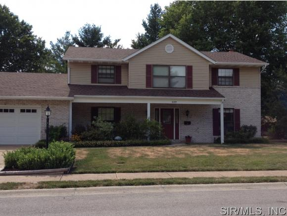 Rental Homes for Rent, ListingId:34644082, location: 809 MEADOWLARK Drive O Fallon 62269