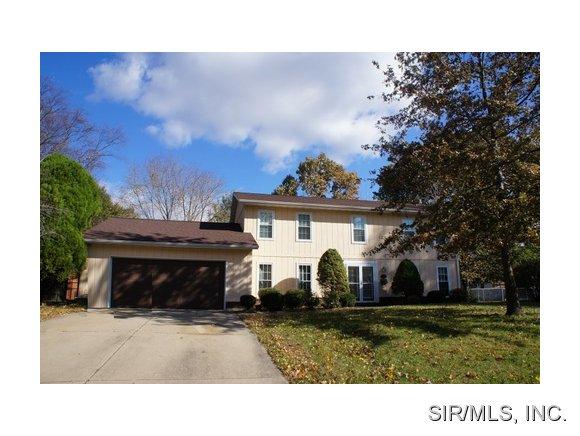 Rental Homes for Rent, ListingId:34725527, location: 1018 North SMILEY Street O Fallon 62269