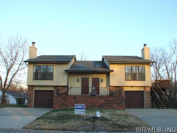 Rental Homes for Rent, ListingId:34725450, location: 3306 SARATOGA Drive Belleville 62221