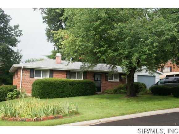 Rental Homes for Rent, ListingId:34766643, location: 31 GERRI ANN Drive Belleville 62220
