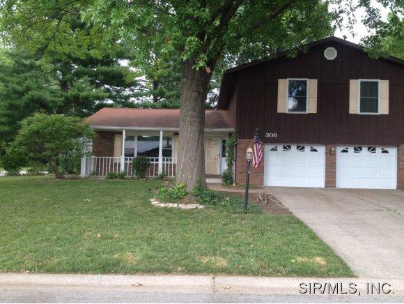 Rental Homes for Rent, ListingId:34766584, location: 308 EMILY O Fallon 62269