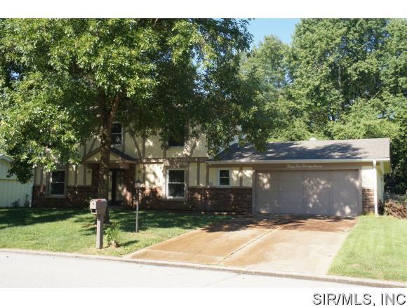Rental Homes for Rent, ListingId:34857368, location: 3127 WEST BOULEVARD Belleville 62221