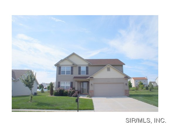 Rental Homes for Rent, ListingId:34928377, location: 764 BASSETT Street O Fallon 62269