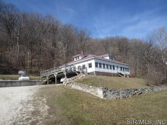 Real Estate for Sale, ListingId: 34946360, Kampsville,IL62053