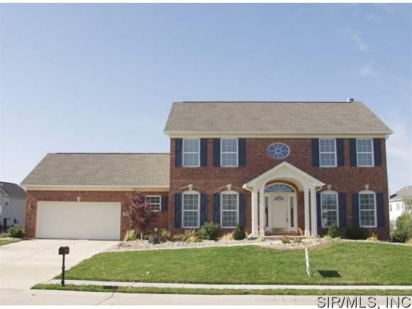 Rental Homes for Rent, ListingId:34946365, location: 805 GREYSTONE Place O Fallon 62269
