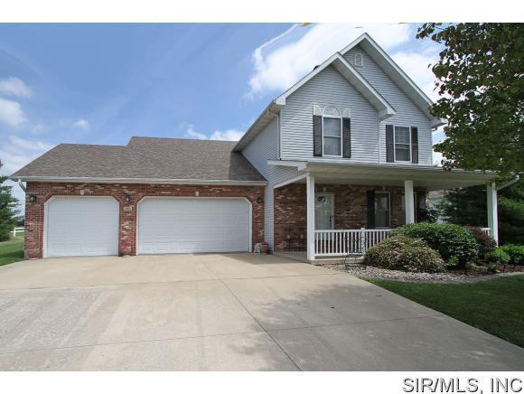 Real Estate for Sale, ListingId: 35046836, Worden,IL62097
