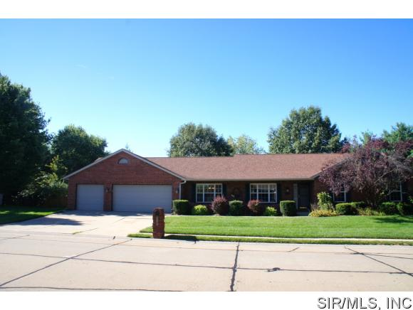 Rental Homes for Rent, ListingId:35062961, location: 125 SUMMERLIN Ridge O Fallon 62269