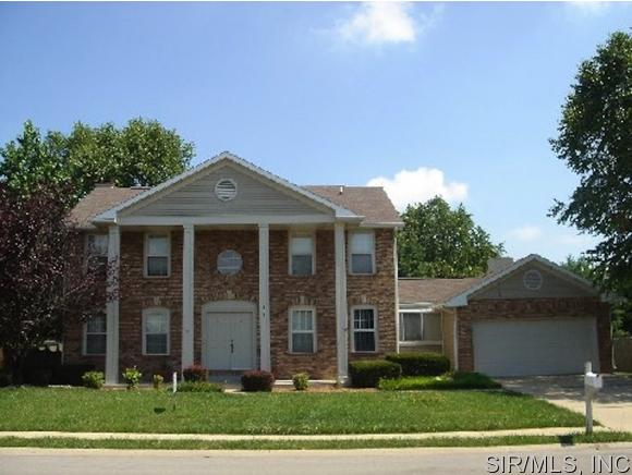 Rental Homes for Rent, ListingId:35119045, location: 1010 EDGEWOOD Drive O Fallon 62269