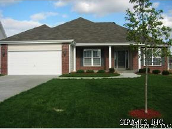 Rental Homes for Rent, ListingId:35169880, location: 6820 LAUREL SPRINGS Court Fairview Heights 62208