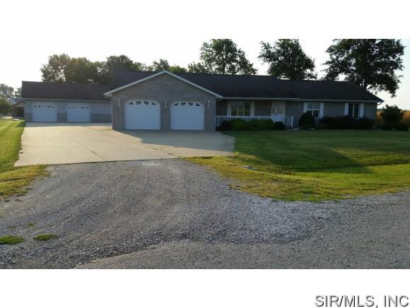 Real Estate for Sale, ListingId: 35270815, Carlyle,IL62231
