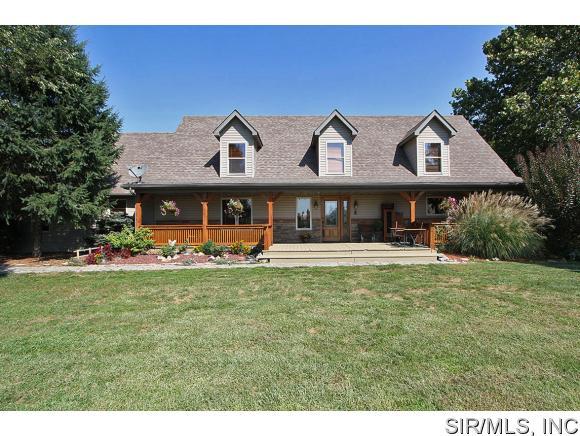 Real Estate for Sale, ListingId: 35340895, Worden,IL62097