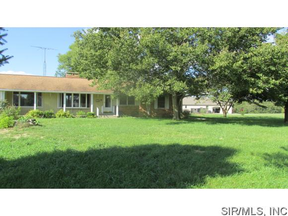 Real Estate for Sale, ListingId: 35489562, Hillsboro,IL62049