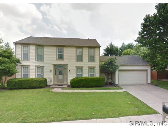 Rental Homes for Rent, ListingId:35688232, location: 1013 EDGEWOOD Drive O Fallon 62269