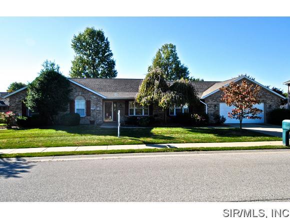 Rental Homes for Rent, ListingId:35747492, location: 617 East WESLEY Drive O Fallon 62269