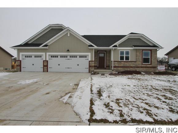 Real Estate for Sale, ListingId: 35922889, St Jacob,IL62281