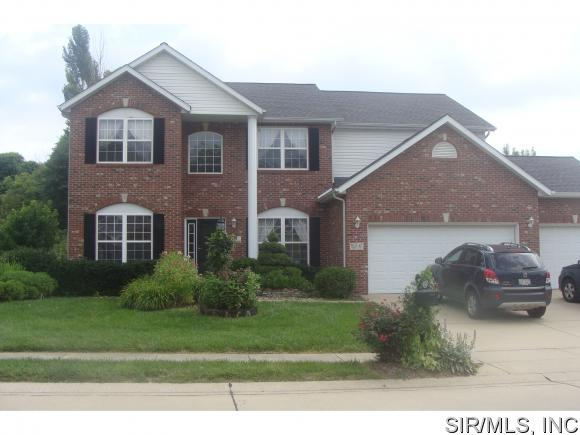 Rental Homes for Rent, ListingId:36091765, location: 6025 TIMBERWOLFE Drive Glen Carbon 62034