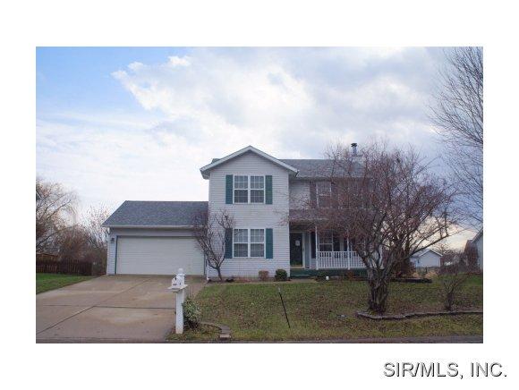 Rental Homes for Rent, ListingId:36133774, location: 3258 STONEBRIDGE Drive Belleville 62221