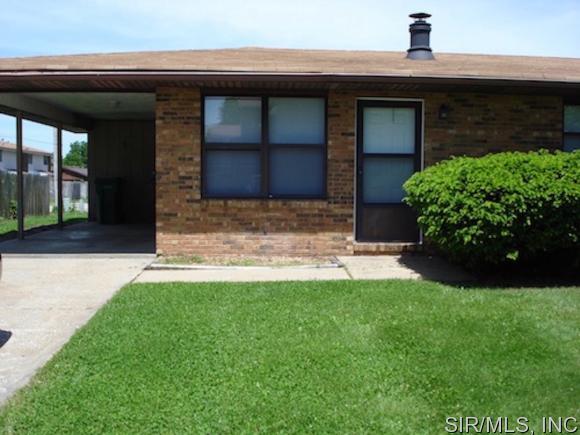 Rental Homes for Rent, ListingId:36182677, location: 11 SARPY Road Belleville 62221