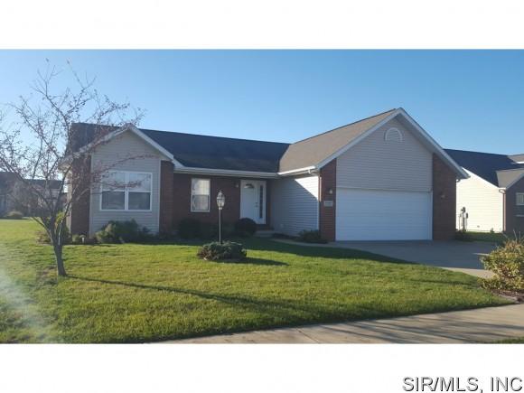 Real Estate for Sale, ListingId: 36237621, Staunton,IL62088