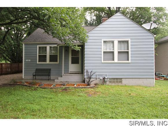 Rental Homes for Rent, ListingId:36276209, location: 1816 West WASHINGTON Street O Fallon 62269