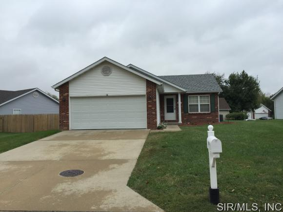 Rental Homes for Rent, ListingId:36342978, location: 116 Bayhill Boulevard Glen Carbon 62034