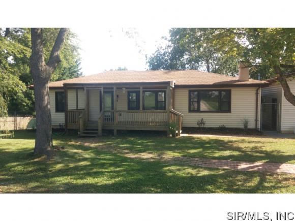 Rental Homes for Rent, ListingId:36375390, location: 110 Linwood Drive Shiloh 62221