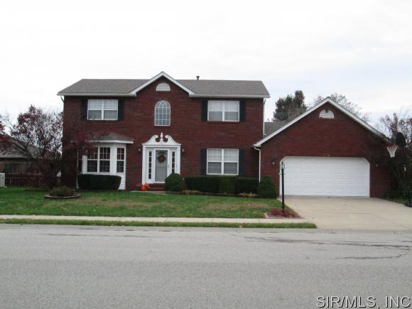 Rental Homes for Rent, ListingId:36412850, location: 635 Aladar Drive O Fallon 62269