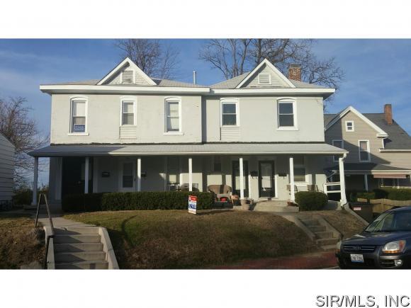 Rental Homes for Rent, ListingId:36588274, location: 322 1/2 Court Alton 62002