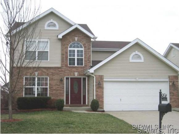 Rental Homes for Rent, ListingId:36636840, location: 2708 BROOKMEADOW Belleville 62221