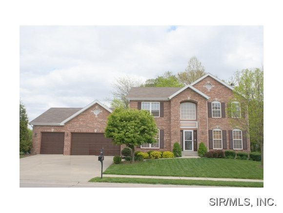 Rental Homes for Rent, ListingId:36681815, location: 2402 BEN HOGAN Court Belleville 62220
