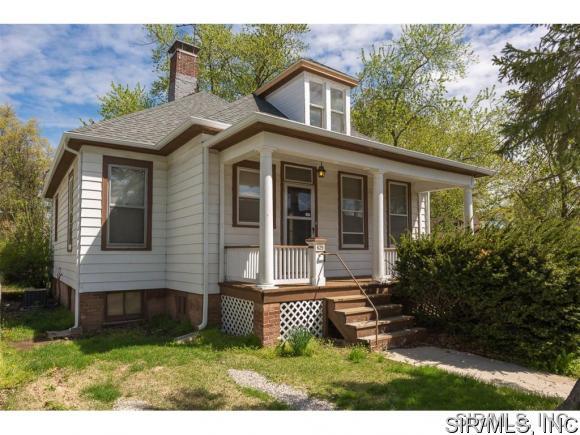 Rental Homes for Rent, ListingId:36712675, location: 629 East C Street Belleville 62220