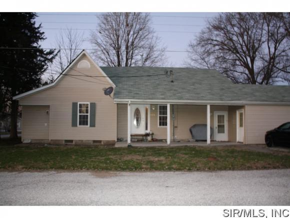 601 E Keys St, Marissa, IL 62257