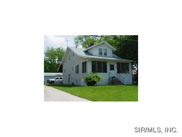 Rental Homes for Rent, ListingId:36736456, location: 4713 BIER Street Belleville 62226