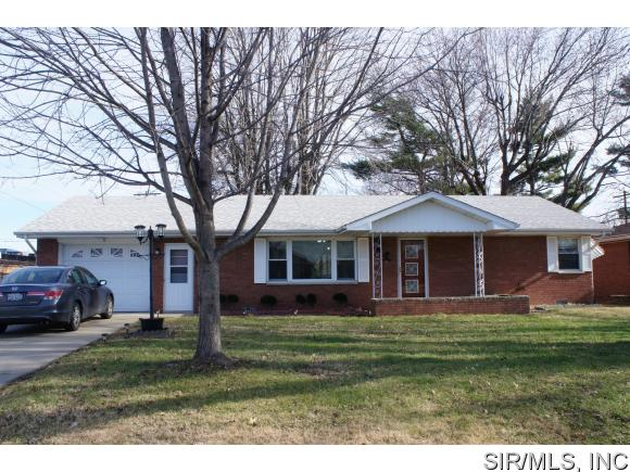 Rental Homes for Rent, ListingId:36743872, location: 8 JOSEPH Drive Fairview Heights 62208
