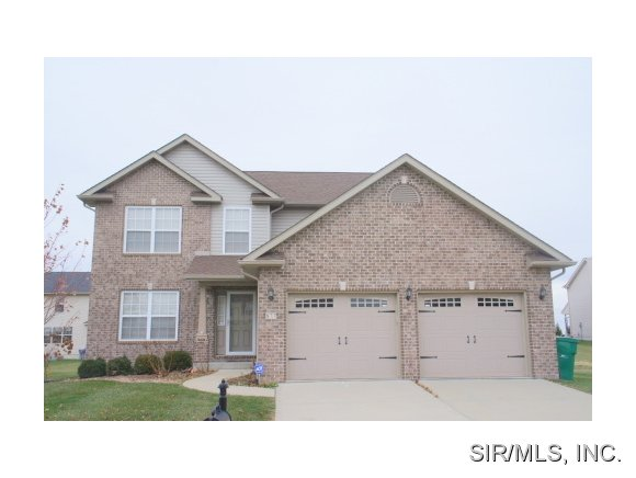 Rental Homes for Rent, ListingId:36764894, location: 877 ALLENBROOK Avenue O Fallon 62269