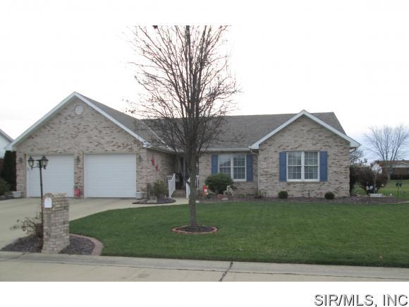 Real Estate for Sale, ListingId: 36797201, Breese,IL62230