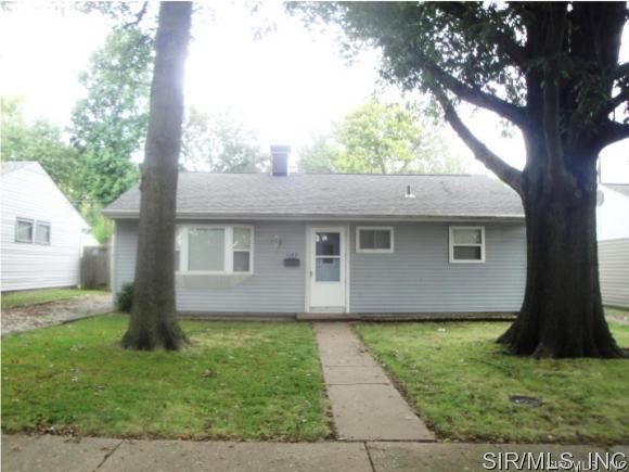 Rental Homes for Rent, ListingId:36797043, location: 1148 DAWN Drive Belleville 62220