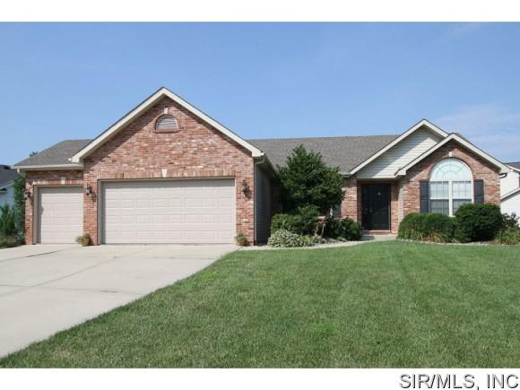 Real Estate for Sale, ListingId: 36796938, Maryville,IL62062