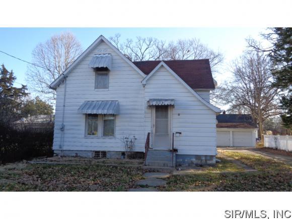 804 N Saint Louis St, Sparta, IL 62286