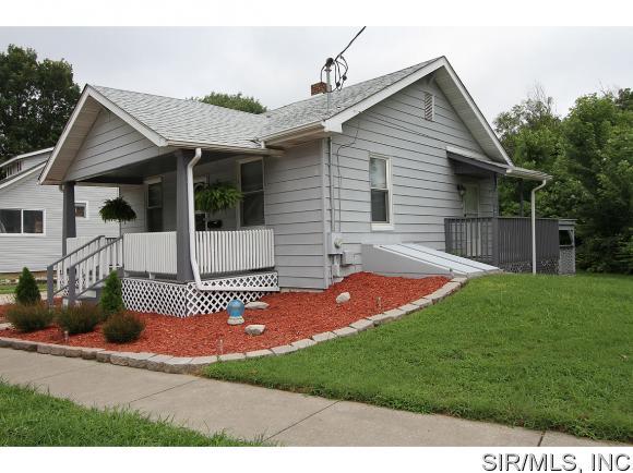 Rental Homes for Rent, ListingId:36859075, location: 402 West 3RD Street O Fallon 62269