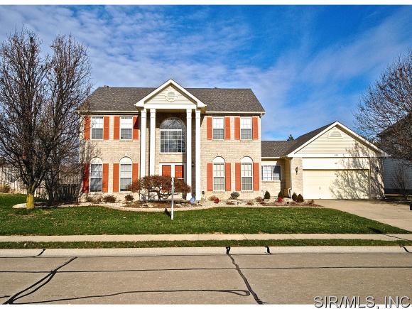 Rental Homes for Rent, ListingId:36871990, location: 230 FIELDSPRING Court O Fallon 62269