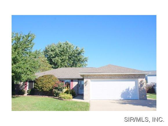 Rental Homes for Rent, ListingId:36976555, location: 1201 LOBLOLLY Court O Fallon 62269