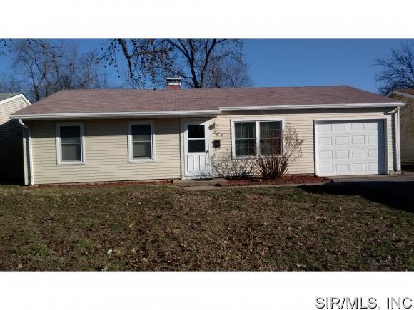 Rental Homes for Rent, ListingId:37041606, location: 720 SAINT MARTIN Drive Cahokia 62206