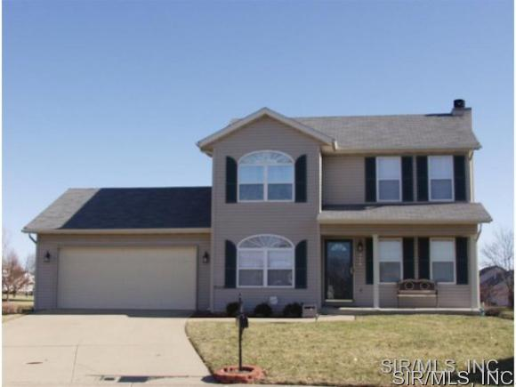 Rental Homes for Rent, ListingId:37065468, location: 3279 STONEBRIDGE Drive Belleville 62221