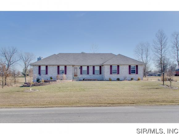 Real Estate for Sale, ListingId: 37124337, Jerseyville,IL62052