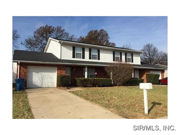 Rental Homes for Rent, ListingId:37131022, location: 9 RAMONA Drive Shiloh 62221