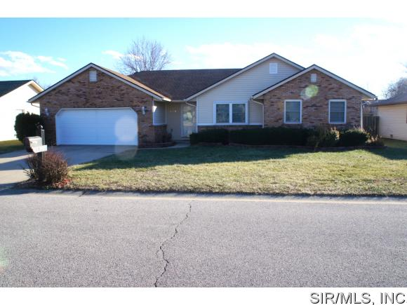 Rental Homes for Rent, ListingId:37151668, location: 318 RYAN Drive Fairview Heights 62208
