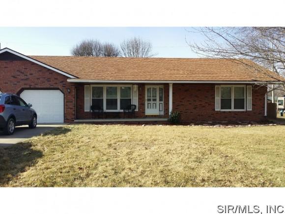Real Estate for Sale, ListingId: 37184480, Jerseyville,IL62052